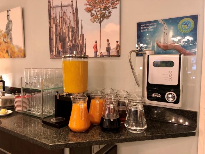 Hotelempfehlungen mit Aquion